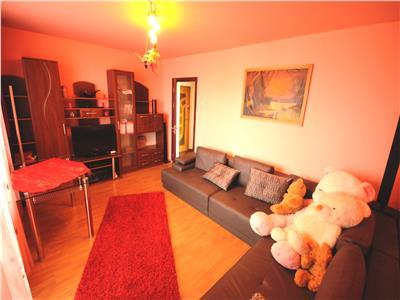 Chirie apartament 3 decomandate Bacau. Complet mobilat