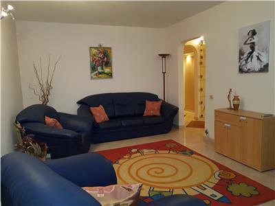 Inchiriere apartament 3 camere Bistrita Lac. Modern Mobilat.