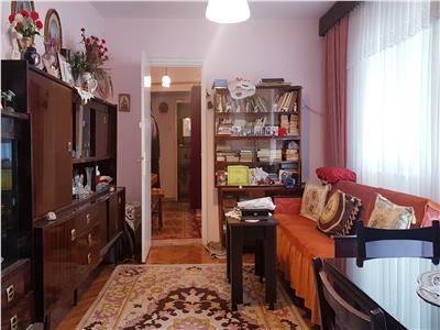 Apartament 3 CAMERE str Cornisa Bistritei, langa Scoala 10. Etaj 1