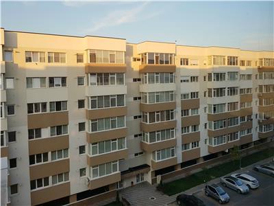 Chirie Apartament 3 camere bloc nou Fiald Bacovia. Nemobilat.