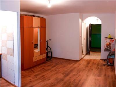 Garsoniera confort 3, zona Narcisa - Letea. Parter. Renovata
