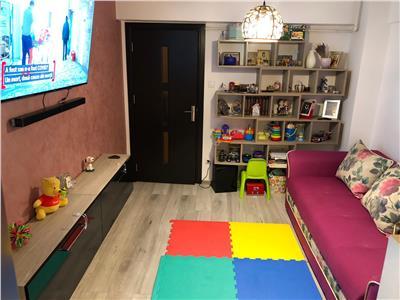 Chirie apartament 2 camere bloc nou cartier Fiald Bacovia