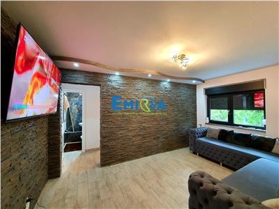 Apartament cu 3 camere - finisat premium - etaj 1 - mobilat