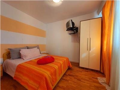 Apartament 3 camere - zona Energiei - Mobilat complet - Etaj 3