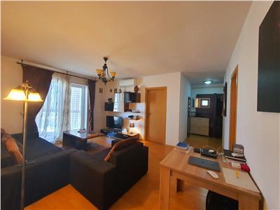 Chirie apartament in bloc Adama - 2 CAMERE - loc parcare