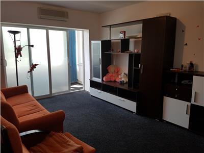 Apartament 2 decomandate Bistrita-Lac. Mobilat